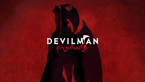 Devilman Crybaby en netflix
