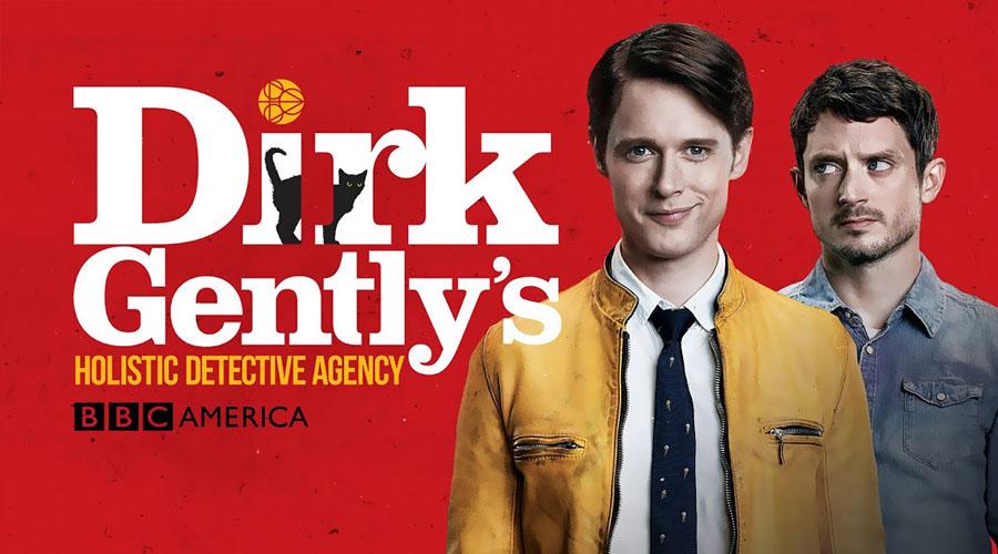 Dirk Gently en Netflix