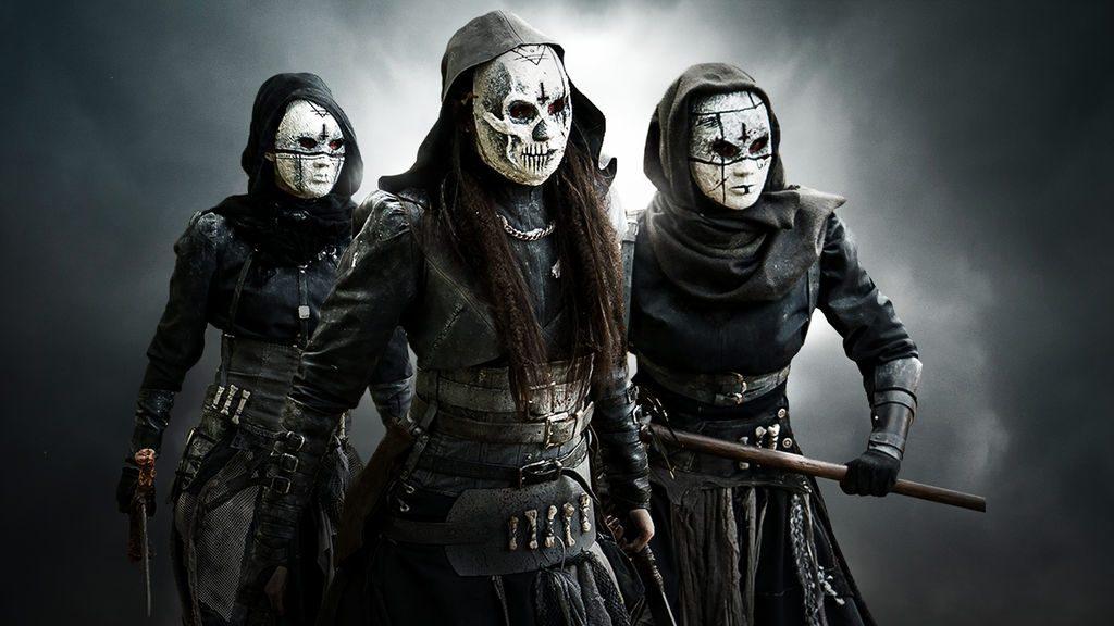 Serie de netflix Van Helsing