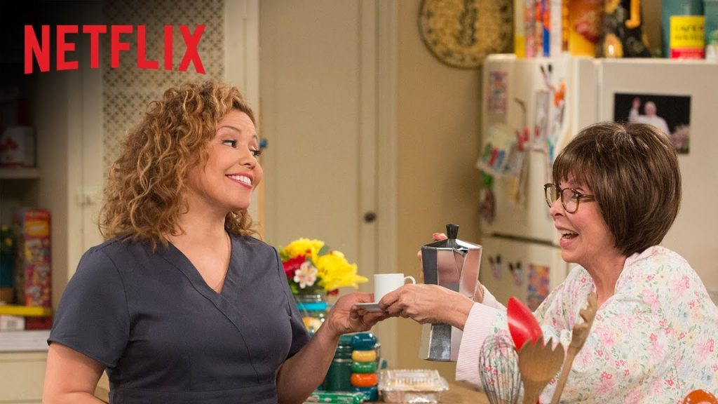 One day at a time en netflix