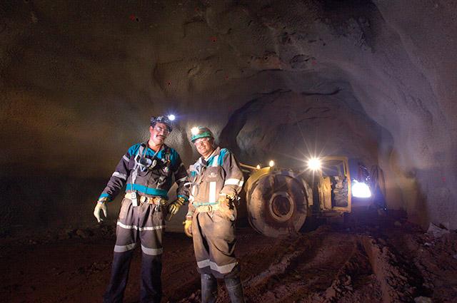 La minería en México